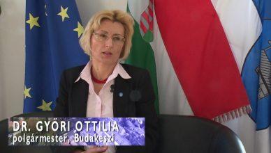 Dr. Győri Ottilia, a polgármester válaszol