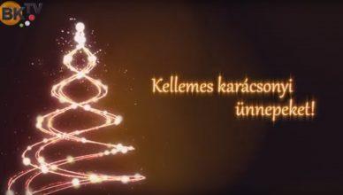Boldog karácsonyt kívánnak a Budaörs Fejlődéséért Egyesület önkormányzati képviselői