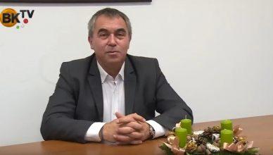 Békés karácsonyi ünnepeket kíván Elek Sándor polgármester