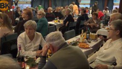 Fenyőgyöngye Nyugdíjas Klub karácsonya