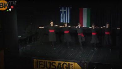 Görög nemzeti ünnep Budaörsön