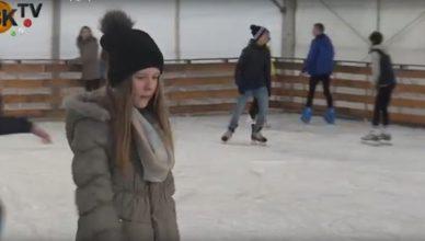 Jégpálya épült Törökbálinton