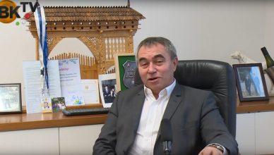 A polgármester válaszol - Elek Sándor