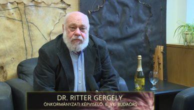 Ritter Gergely évértékelője
