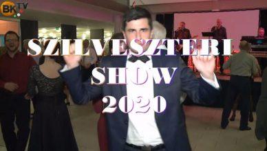 Szilveszteri show 2020