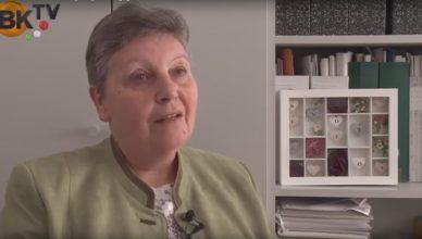 Szirmai Csabánét Pedagógus Emlékéremmel díjazták