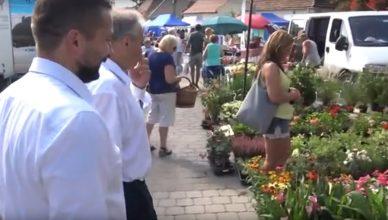 Helyi ízek, magyar élelmiszerek a termelői piacokon - Zsámbék